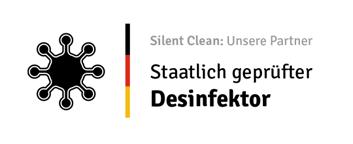 Logo: Silent Clean Desinfektor