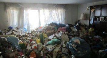 Leichenfundort Reinigung und Messie-Wohnung Entrümpelung