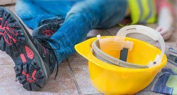 Unfallortreinigung z.B. nach Arbeits- oder Betriebsunfall