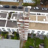 Denkmal: Taubenkotbeseitigung in Duisburg