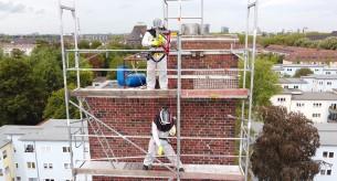 Taubenkotentfernung – Auch an denkmalgeschützten Gebäuden